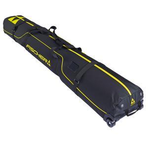 ※商品詳細に記載のご予約方法をご確認ください※  FISCHER 2台用スキーケース    ■SKI...