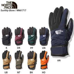 THE NORTH FACE ザ・ノースフェイス グローブ    ■ Earthly Glove /...