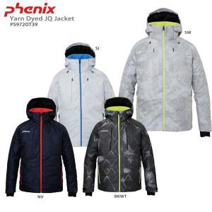 スキー ウェア PHENIX フェニックス ジャケット 2020 Yarn Dyed JQ Jacket /PS972OT39 19-20 旧モデル|スキー用品専門タナベスポーツ