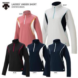 DESCENTE デサント レディース アンダーシャツ ベース 2020 LADIES UNDER SHIRT / DWWOJB65 19-20 〔SAA〕 スキー用品専門タナベスポーツ