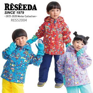 RESEEDA〔レセーダ スキーウェア キッズ〕<2020>TODDLER SUIT RES5200...