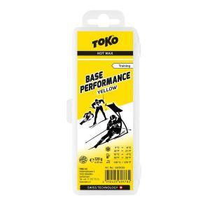 1/14~17 エントリーでP5倍 TOKO トコ ワックス Base Performance イエ...