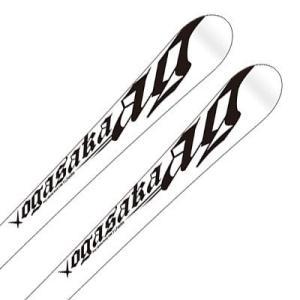 【16日からP5倍】OGASAKA〔オガサカ スキー板〕<2020>プラスノー用 AG-MX 【板の...