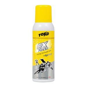 1/14~17 エントリーでP5倍 TOKO トコ ワックス エクスプレス レーシングスプレー 12...