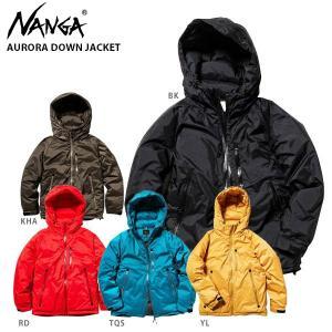 スキー ウェア NANGA ナンガ ダウンジャケット メンズ 2020 オーロラダウンジャケット AURJK 19-20 旧モデルの画像