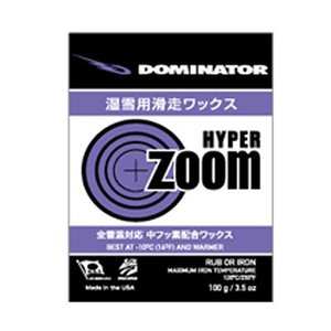 DOMINATOR〔ドミネーターワックス〕 HYPER ZOOM 〔40g〕 〔z〕|tanabesp