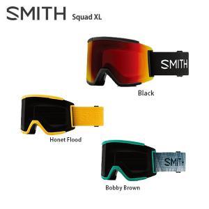 12/4~7は倍倍×P5 ゴーグル SMITH スミス 2020 Squad XL〔スカッドXL〕【...