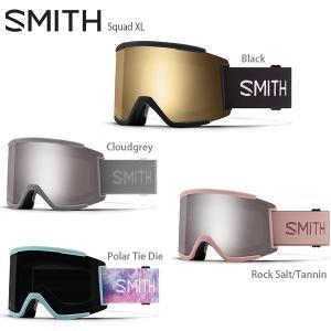 12/4~7は倍倍×P5 ゴーグル SMITH スミス 2021 Squad XL スカッドXL 【...