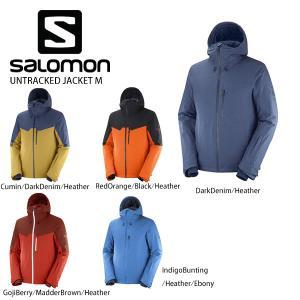 1/14~17 エントリーでP5倍 SALOMON〔サロモン スキーウェア ジャケット〕<2021>...