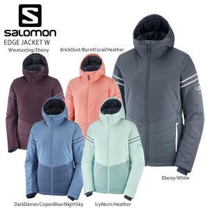 1/14~17 エントリーでP5倍 SALOMON〔サロモン スキーウェア レディース ジャケット〕...