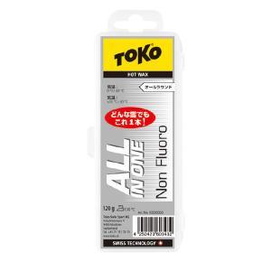 1/14~17 エントリーでP5倍 TOKO〔トコ ワックス〕オールインワン ユニバーサル 120g...