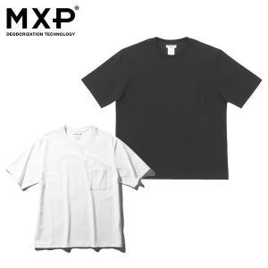 MXP エムエックスピー Tシャツ 2021 ミディアムドライジャージ ビッグティーウィズポケット MX38302 スキー用品専門タナベスポーツ