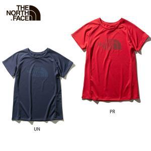 THE NORTH FACE〔ザ・ノースフェイス レディース  Tシャツ〕<2021>ショートスリーブGTDロゴクルー/NTW12092 スキー用品専門タナベスポーツ