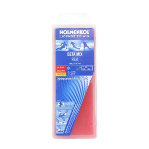 HOLMENKOL〔ホルメンコールワックス〕 ベータミックス レッド 150g/24111〔z〕|tanabesp