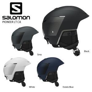 1/14~17 エントリーでP5倍 ヘルメット SALOMON サロモン 2021 PIONEER ...