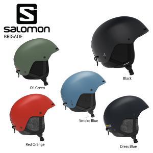 1/14~17 エントリーでP5倍 ヘルメット SALOMON サロモン 2021 BRIGADE ...