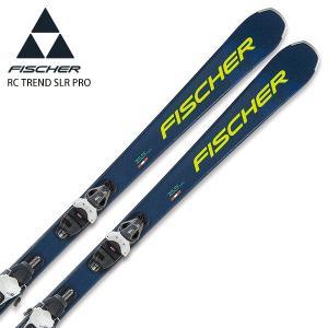 スキー板 FISCHER フィッシャー <2021> RC TREND SLR PRO + RS 9...