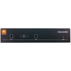 CSA-2120 1Uハーフラックサイズの2chパワーアンプ JBL PROFESSIONAL
