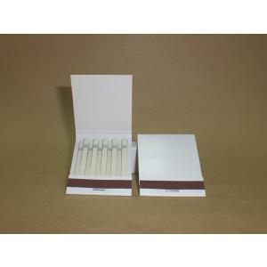 白無地ブックマッチ10×1型100個入り|tanaka-match