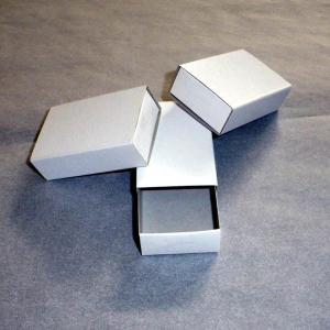 白無地ペーパーボックス並型 箱のみ1500個 56×35×17mm|tanaka-match