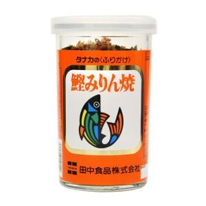 タナカのふりかけ 鰹みりん焼 45g ビンタイプ|tanakasyokuhin