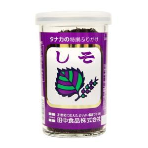 タナカのふりかけ しそ 100g ビンタイプ|tanakasyokuhin