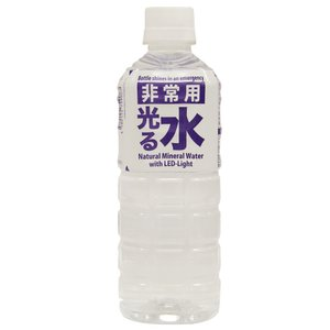 非常用光る水 500mlペットボトル×24本(1ケース)【同梱不可】|tanakasyokuhin|02