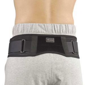伸縮と非伸縮のダブル2重構造ゴムにより骨盤を強力にサポート! チタン加工生地を腰部・腹部に採用! バ...