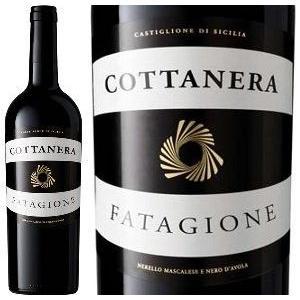 <コッタネーラ、ファタジオーネ 2010 シチリア赤> ●Cottanera.Fatagione 2...