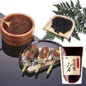 丹波黒味噌