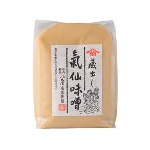 蔵出し 気仙味噌(白) 1kg