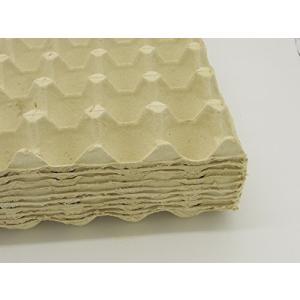 MOONRISE 紙製 卵トレー 卵パック 紙トレー 未漂白 コオロギ ゴキブリ ミルワーム 飼育 ...