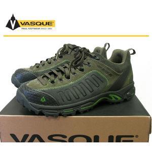 VASQUE JUXT  バスク ジャクスト Black Olive/Cactus 限定モデル tands
