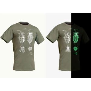 P1G 蓄光Tシャツ 2種類 II|tands