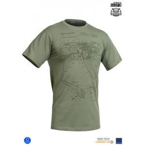 AK47 Legend Tシャツ tands
