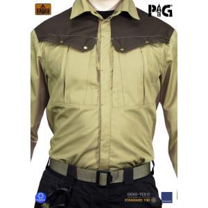 "P1G ""HUNTMAN"" FIELD SHIRT|tands"