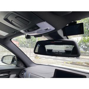 BMW & MINI ETC専用(後期:2018年以降モデル) R2000ワイドルームミラー(クローム)|tandtshop-ink