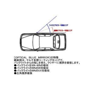 LEXUS CT200h・GS・IS専用 防眩ブルー・ワイドドアミラー|tandtshop-ink|02