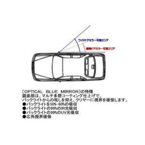 LEXUS IS(MC後)・HS 防眩ブルー・ワイドドアミラー|tandtshop-ink|02