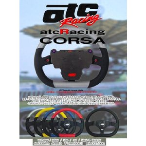 atc RACING CORSAステアリングホイール|tandtshop-ink