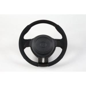 TOYOTA 86/SUBARU BRZ カーボントップ(黒カーボン&アルカンターラ)(ZR−01)前期モデル車専用|tandtshop-ink