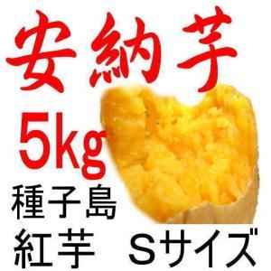 安納芋 種子島産さつまいも・Sサイズ/5kg/日本一の安さに...