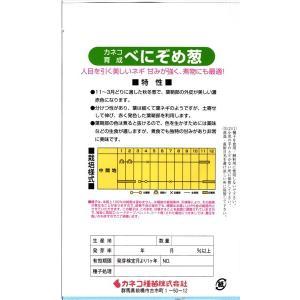 カネコ種苗 ネギ べにぞめ 20ml|tanemori-netshop|02