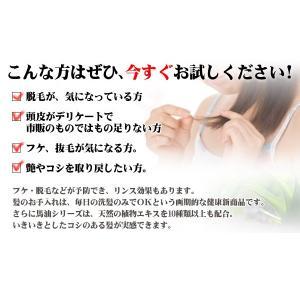 アズマ商事 馬油シャンプー詰め替え用・トリートメント詰め替え用セット tanguramstore 03