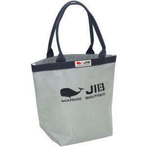 BK33 JIB バケツ グレー×チャコールグレーハンドル|tanida