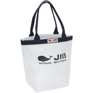BK33 JIB バケツ ホワイト×チャコールグレーハンドル|tanida