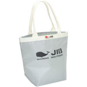 BK33 JIB バケツ グレーホワイトハンドル|tanida