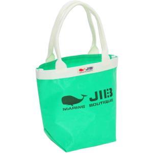 BKmini23 JIB バケツミニ エメラルドグリーンホワイトハンドル|tanida