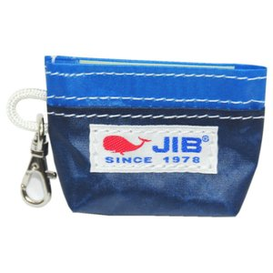 JIB コインケース CC8 ネイビー×ロケットブルー tanida