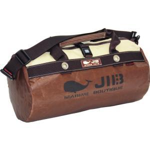 DS110 JIB ダッフルバッグS スペシャルブラウン|tanida